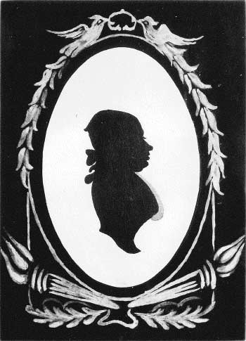 Eckerströms fru Sara Maria
